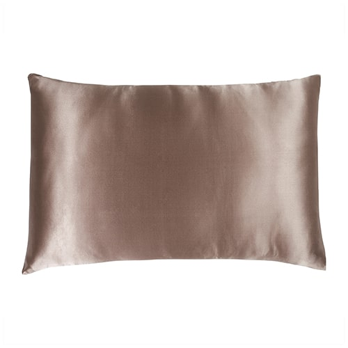 Platinum Silk Pillowcase